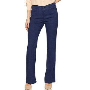 NYDJ Trouser Pants in Stretch Linen